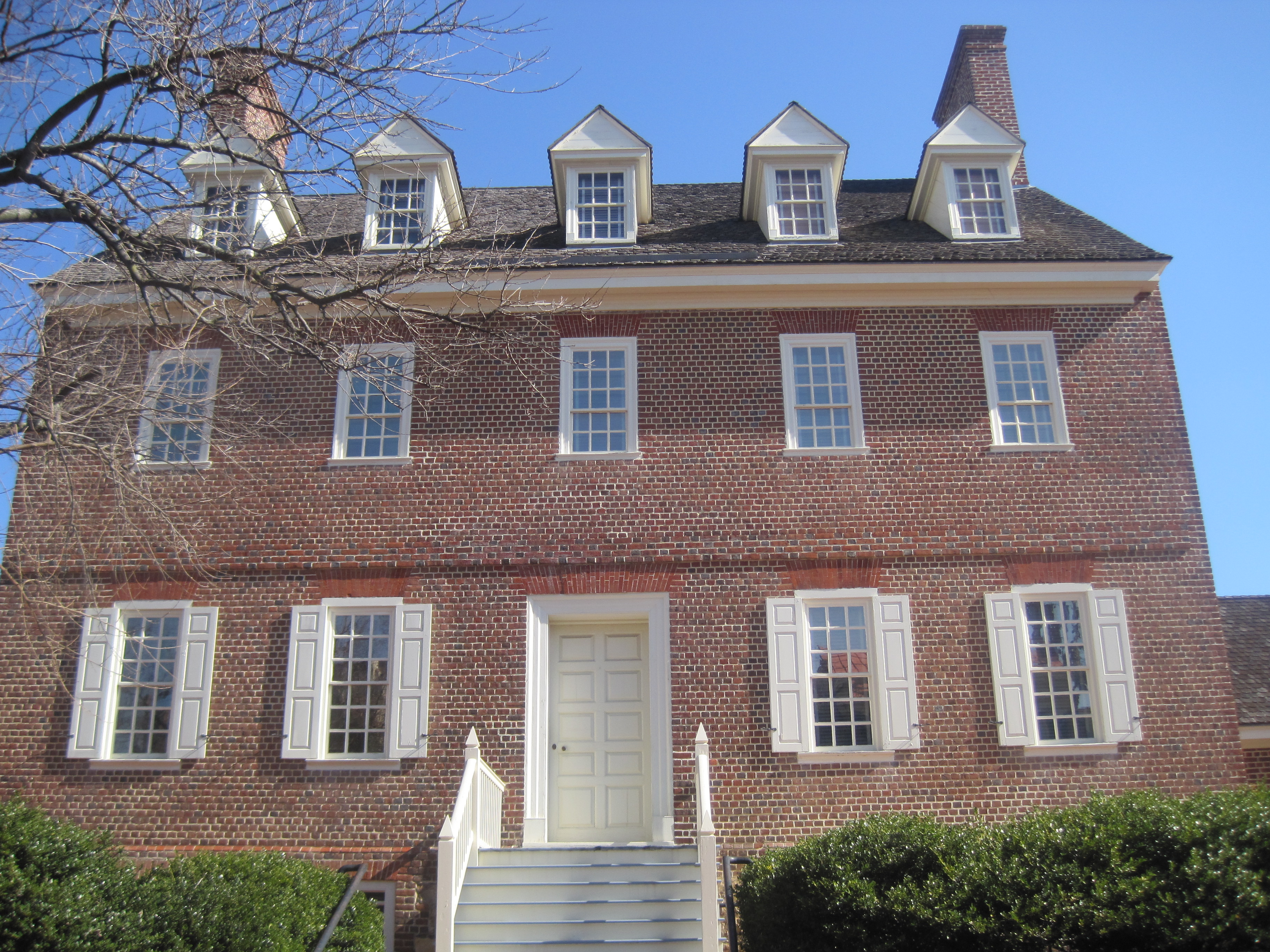 Lovely Charles Carroll The Barrister House U2013 King George Street U2013 Campus Of St.  Johnu0027s College