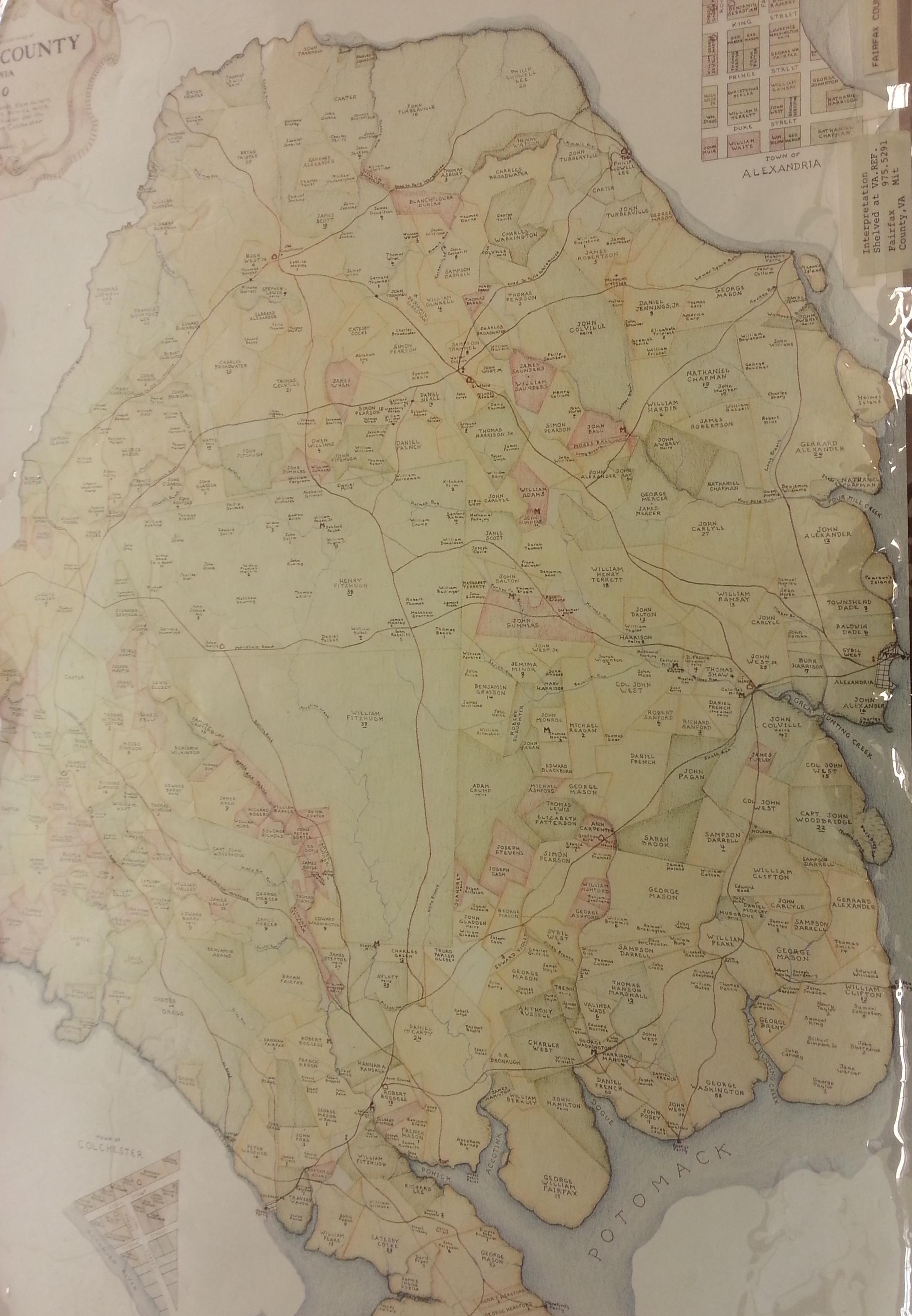 Jaybird's Jottings: Fairfax County Maps: Interpretive ... on prince william co map, loudoun county map, manassas county map, stafford county map, prince william county map, fairfax weather, fairfax virginia, queen anne's county map, dc metropolitan area map, fauquier county map, stark county township map, monroe county map, fairfax south carolina, fairfax hospital parking, alexandria map, northern virginia county map, fairfax city, linn county county map, arlington map, deer park county map,