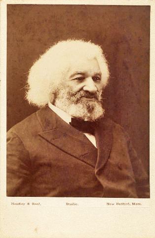 2 Douglass Carte de Visite