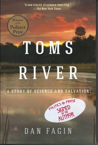 Tomsriverbook