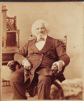 1 Douglass Seated